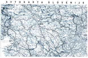 Geopedia Interaktivni Spletni Atlas Zemljevid Slovenije Map